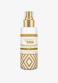 TAN AND TONE OIL 150ML - Autobronzant - dark