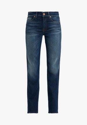 EN ROUTE - Straight leg -farkut - dark blue
