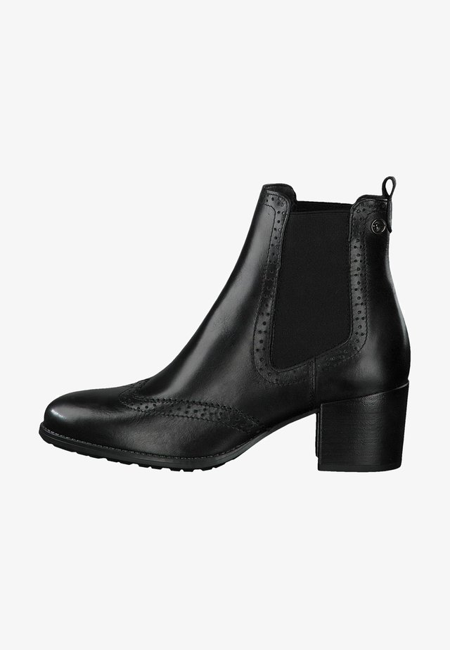 CHELSEA - Classic ankle boots - black leather