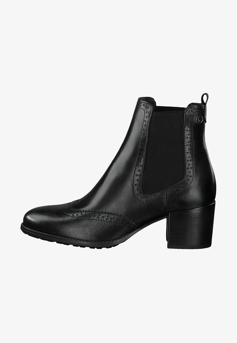 Tamaris - CHELSEA - Classic ankle boots - black leather