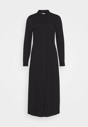 OBJBAYA  - Shirt dress - black