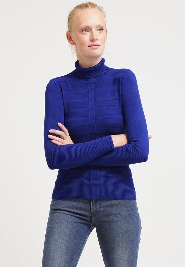 MENTOS - Sweter - bleu nuit