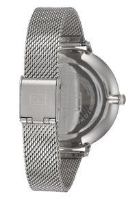 Tommy Hilfiger - KELLY - Horloge - silver-coloured - 2