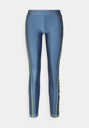 RETRO - Leggings - Trousers - blue