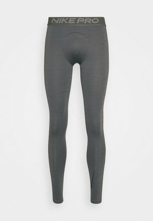 WARM - Leggings - iron grey/black