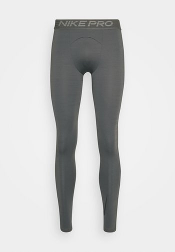 WARM - Tights - iron grey/black
