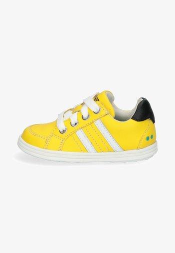 SIEM STOER  - Trainers - yellow