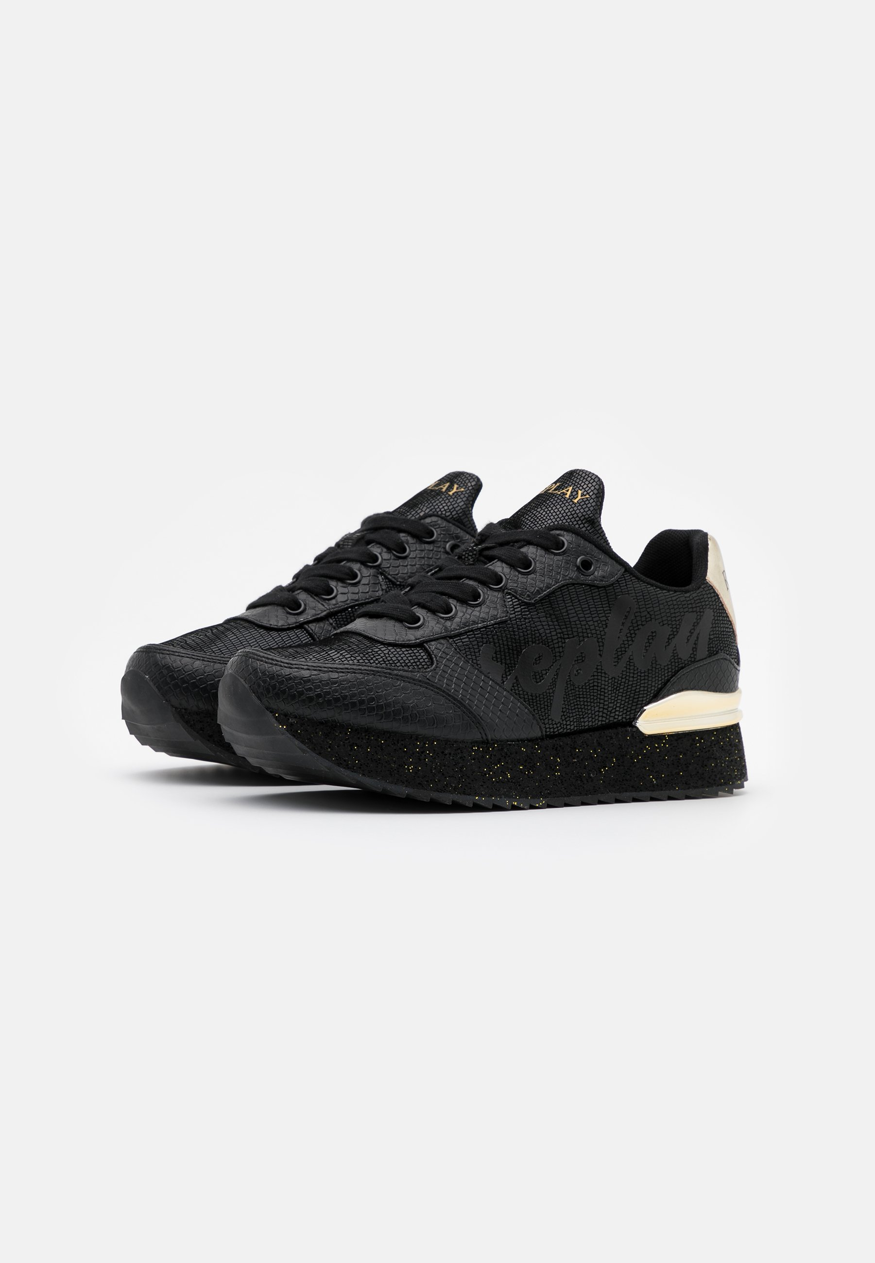 Replay PENNY ROPER Sneaker low black/schwarz