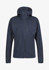 Mammut - Soft shell jacket - marine - 6