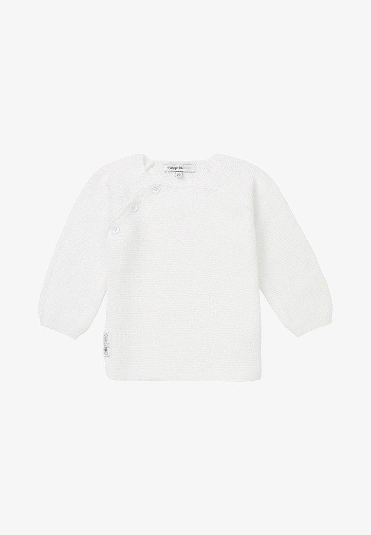 Noppies - Cardigan - white