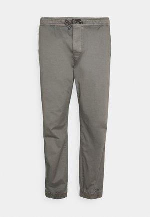 BHNIMBU PANTS - Tygbyxor - granite