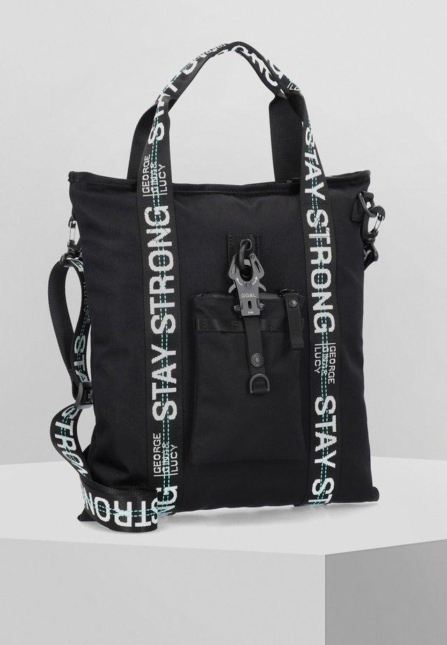 Handbag - black strong