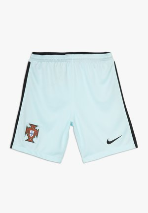 PORTUGAL FPF Y NK BRT STAD AW - Sports shorts - teal tint/black
