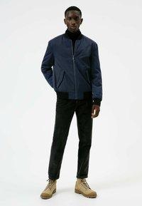 HUGO - Bomber Jacket - dark blue - 1