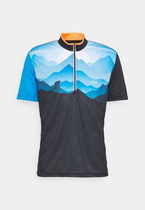 MAN FREEBIKE  - Funktionsshirt - antracite