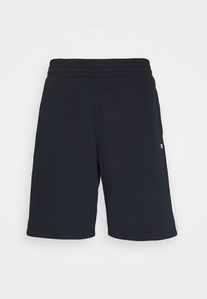 BERMUDA - Sports shorts - navy/white