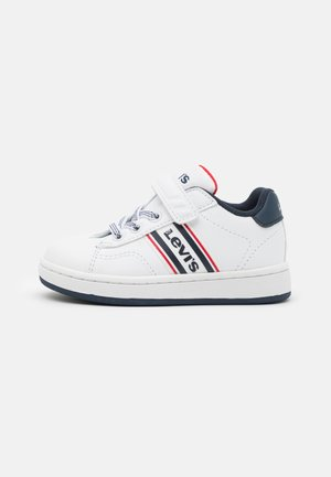BRANDON  - Sneakers laag - white/navy