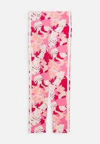 adidas Originals - Leggings - Trousers - pink/off white - 0