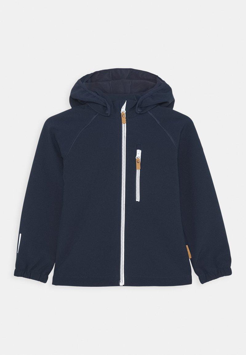 Reima - VANTTI UNISEX - Soft shell jacket - navy