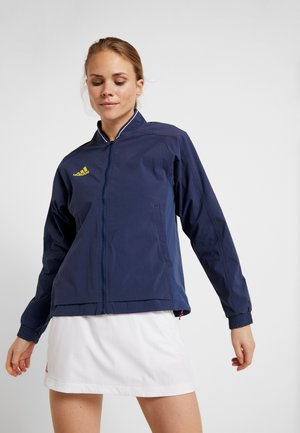 Training jacket - blue