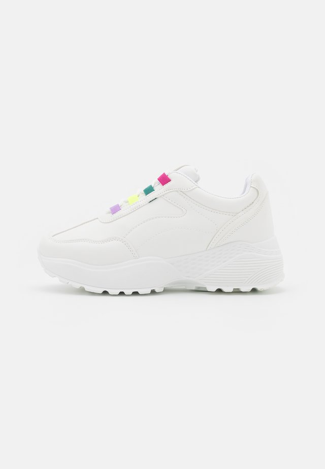 VEGAN MEMBRANE - Trainers - white
