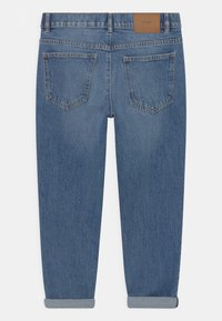 Lindex - TEEN DADFIT - Relaxed fit jeans - denim - 1
