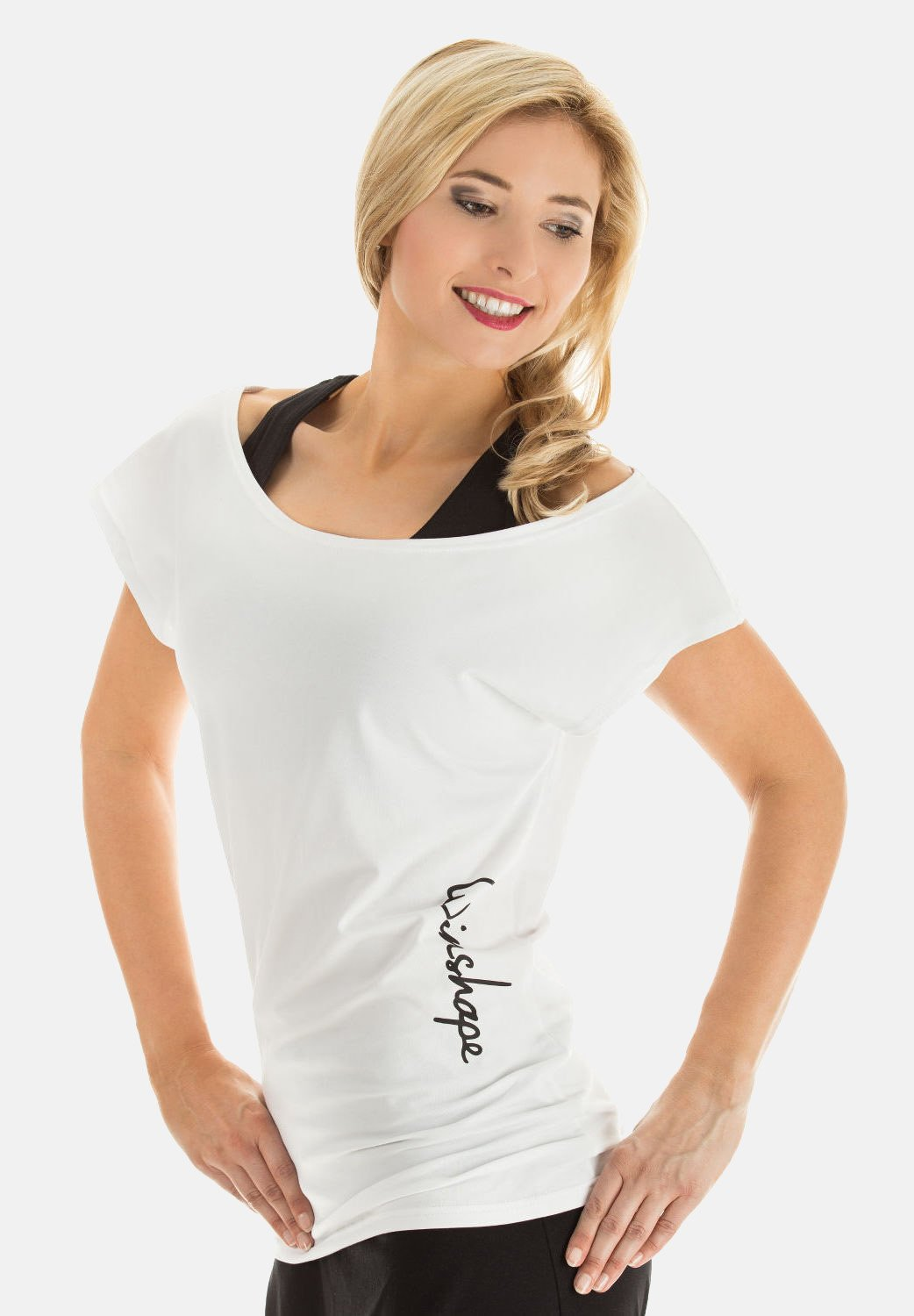 Donna T-shirt con stampa