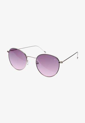SUNHEROES SUNGLASSES IL CAPO - Okulary przeciwsłoneczne - silver