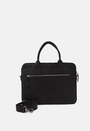 FLY SLIM BRIEF 1 ROOM - Taška na laptop - black