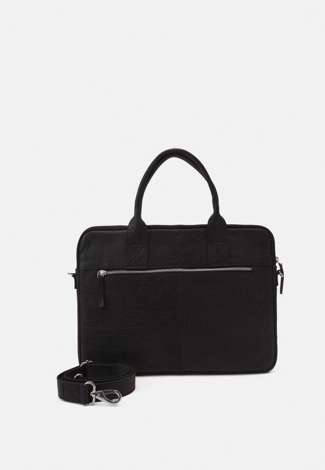 FLY SLIM BRIEF 1 ROOM - Laptop bag - black