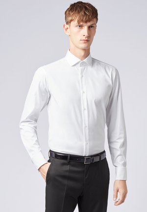 GARDNER - Shirt - white