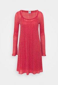 M Missoni - ABITO - Pletené šaty - red - 5