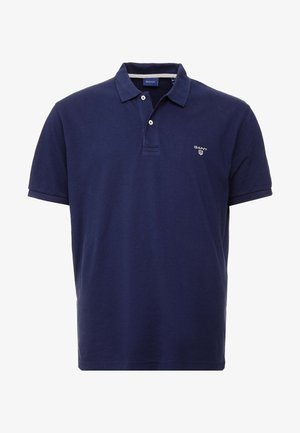 PLUS THE SUMMER RUGGER - Polo - marine
