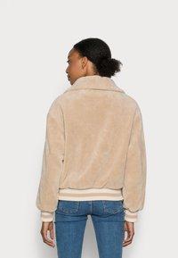 Armani Exchange - Winter jacket - gold - 2