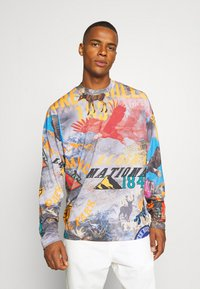 Jaded London - ALASKAN BADGES SCENE  - Long sleeved top - multi-coloured - 0