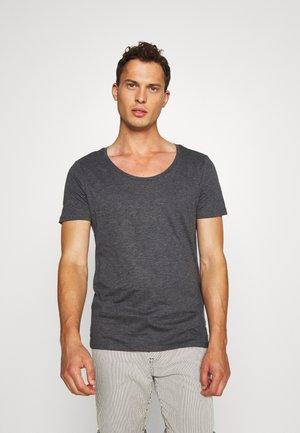 Jednoduché triko - dark gray