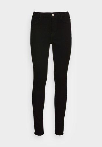 ONLFHI MAX LIFE BOX - Jeans Skinny Fit - black