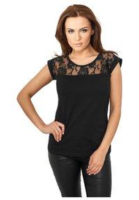 Urban Classics - T-shirt imprimé - black - 0