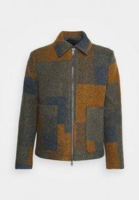 NN07 - GAEL - Light jacket - brown - 4