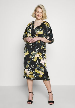 ORIENTAL DRESS - Korte jurk - multi-coloured