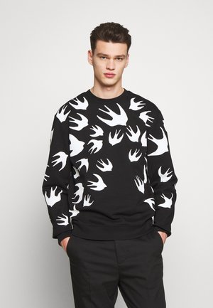 SWALLOW - Sweatshirt - darkest black