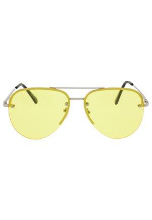 PILOT - Sunglasses - silver