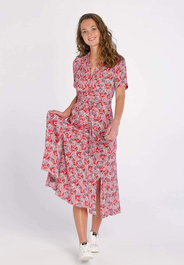 Korte jurk - roze