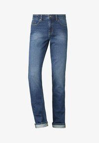 Relaxed fit jeans - dark blue use