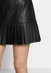 River Island - A-line skirt - black - 5