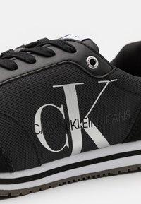Calvin Klein Jeans - PROFILE  - Trainers - black - 5