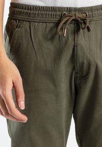 Reell - REFLEX RIB - Trousers - olive - 4