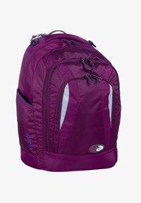 YZEA - School bag - aubergine - 0