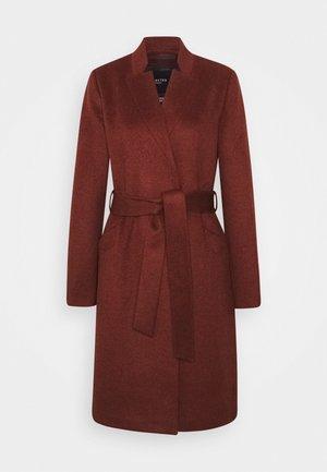 SLFMELLA COAT - Classic coat - bordeaux