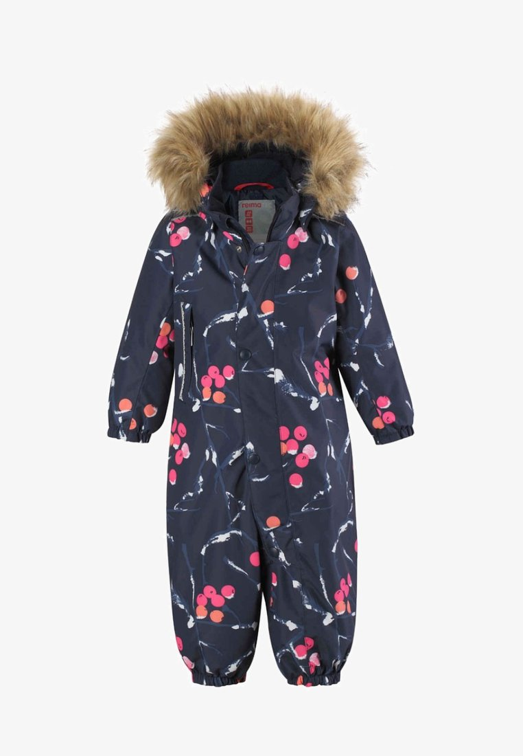 Reima - LOUNA - Snowsuit - blue